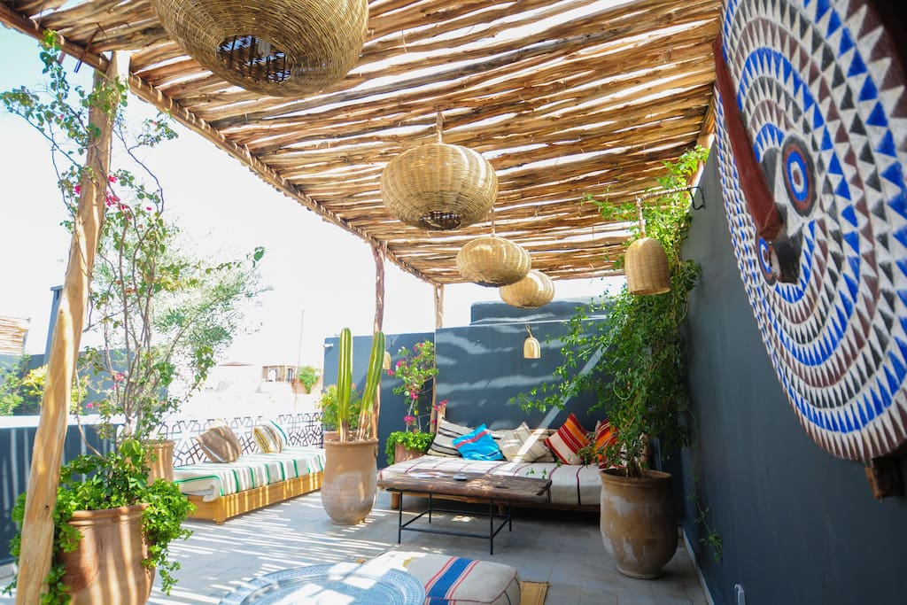 TERRACE SOLARIUM CHILL OUT