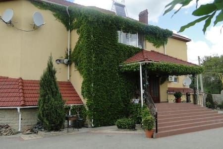Villa Turistica Oasis