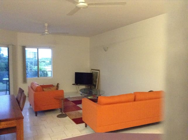 $80 per night dble room 5 * reviews - Larrakeyah - Apartment