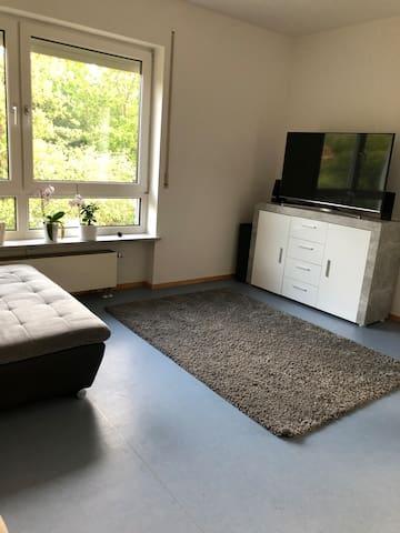 Gemütliche 2 Zimmer Wohnung in Landshut Auloh