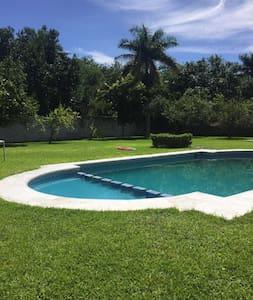 CASA DE FIN DE SEMANA : TICUMÁN - Ticumán
