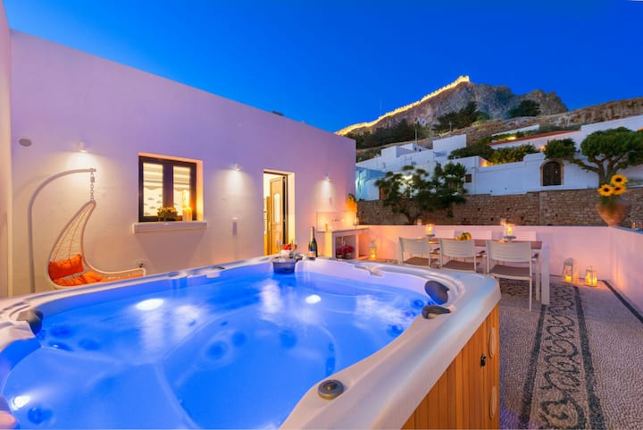 Lindos Diamond Exclusive Villa