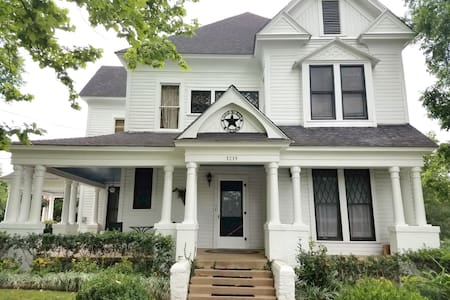 Queen Anne Victorian Style Home