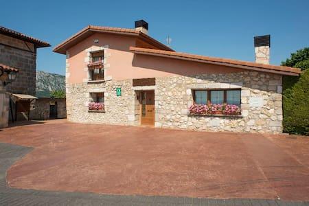 Casa rural Legaire Etxea Habitación F - Ibarguren