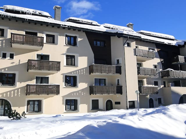 Holiday apartment Apt. 41 in Silvaplana-Surlej