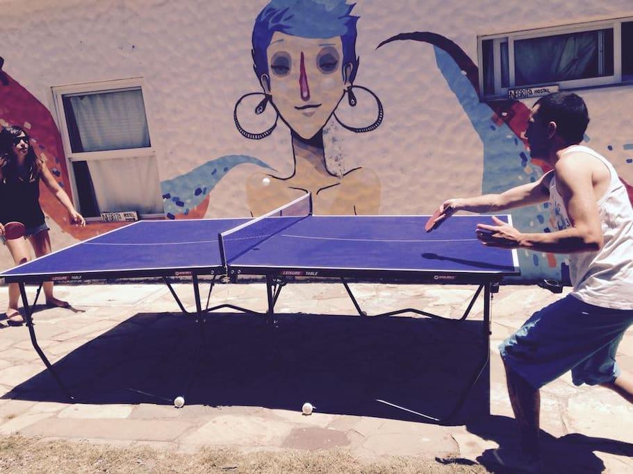 Desafío ping pong!