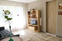 Общая комната гостиная