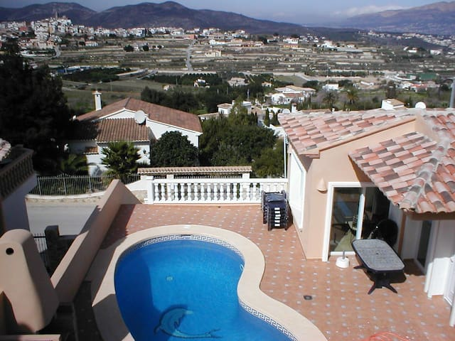 Buena Vista, is a modern villa, with private pool - Benitachell - 別荘