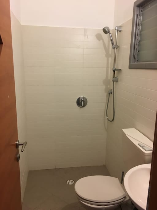 Private bathroom at your room