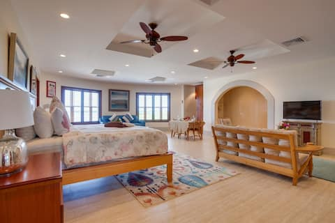 The Grand Studio at Grand Caribe Belize