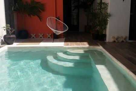 Casa de Cobre- fancy&great location - Mérida - Casa