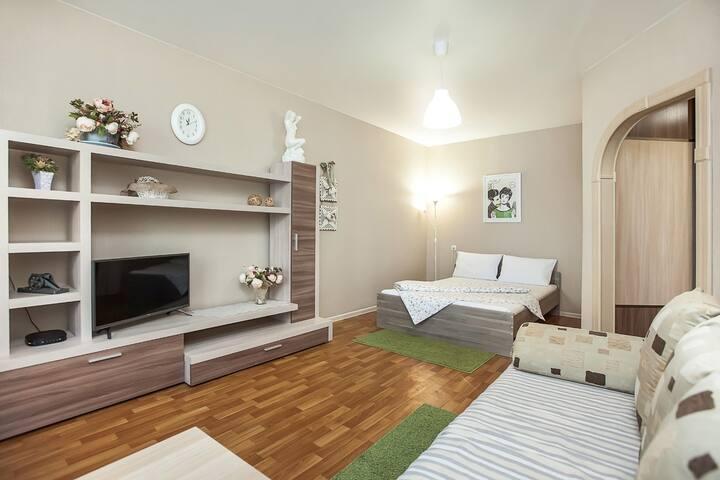 Квартира на улице Полякова 30