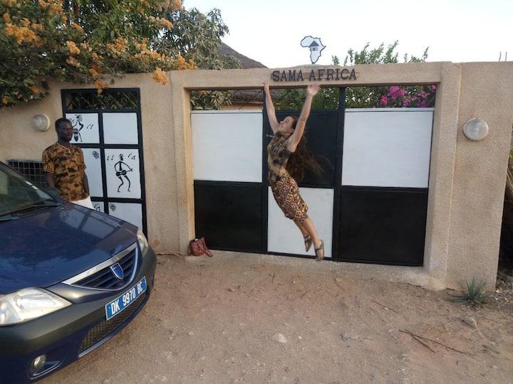 Bungalow Sama Africa
