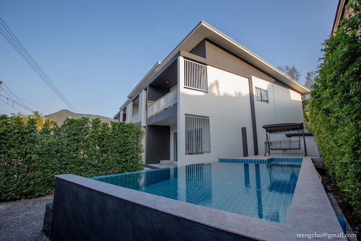 SO SUNLAND Residence &pool-1 BDR Apt (LONGTERM2)