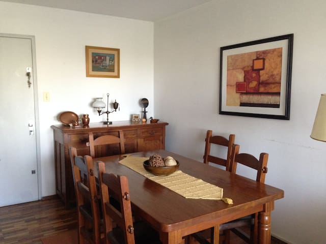 Private double room in Barrio Sur