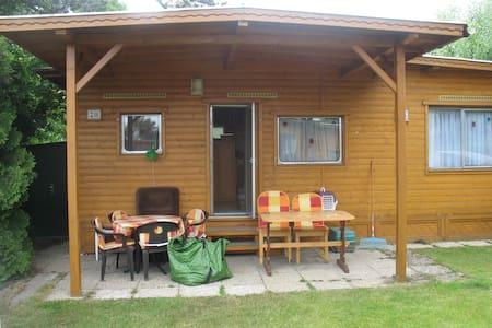 Mobilheim am See -Dauercampingplatz - Neufeld an der Leitha