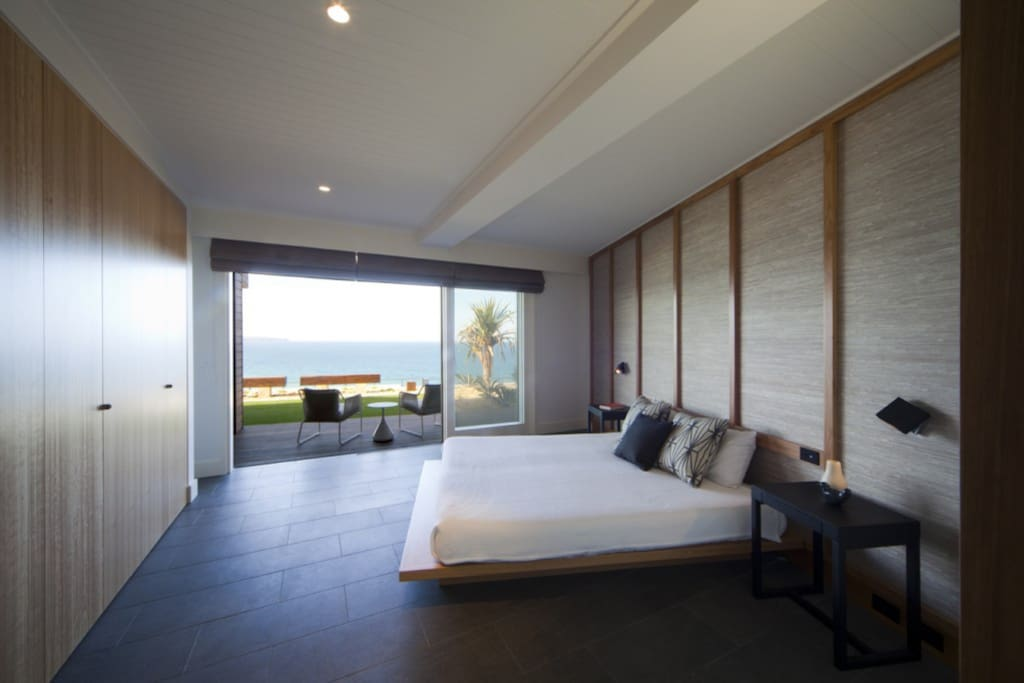 Beautiful bedrooms all with views