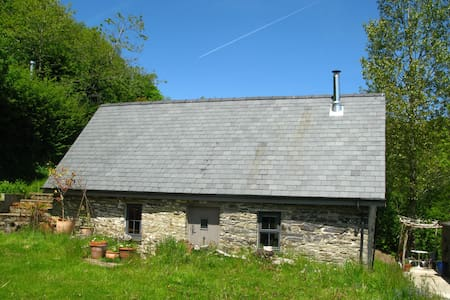 The Little Barn - Coed-y-bryn