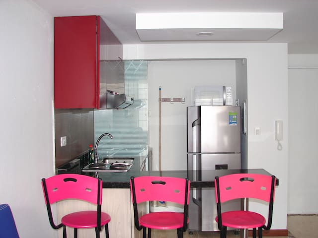 Modern apartment Chapinero