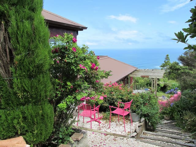 Oneone Moana (Earthsea)  Piha B&B - Piha - Bed & Breakfast