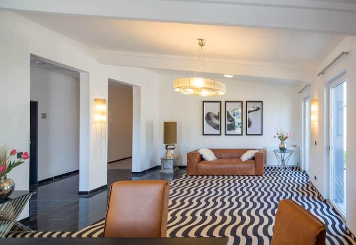 40m² möbliertes Apartment in ruhiger Lage