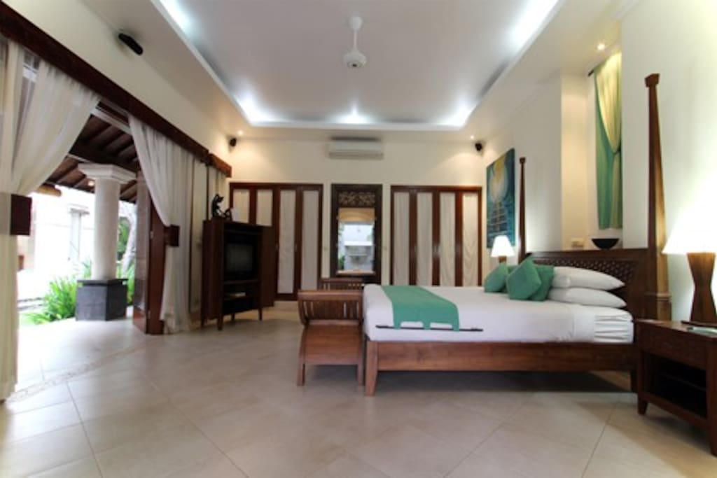 Double Bed Villa 1