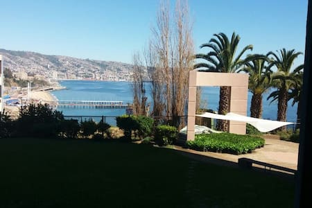 Gran Suite en Viña del Mar (Recreo) - Appartement