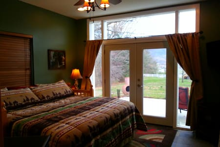Stunning views!-Breakfast included! - Sevierville - Szoba reggelivel