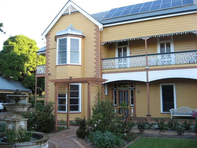 Historic home in heart of town - Maryborough - Apartamento