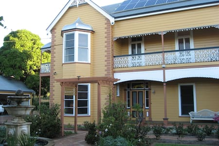 Historic home in heart of town - Maryborough
