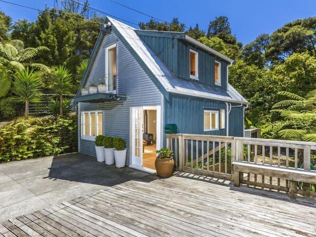 Cute Cottage - Auckland - Casa