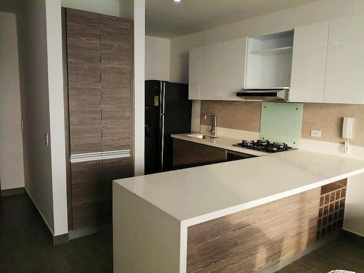 Apartamento tipo Loft Cartagena