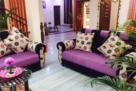 4Bedroom centrally located spacious #Banjara hills