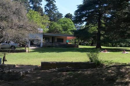 Casa de Campo en Reserva Hidrica - Río Ceballos - Dům
