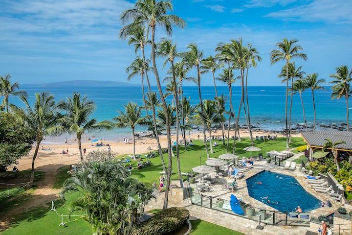 Mana Kai Maui - Newly remodeled Beachfront Condo