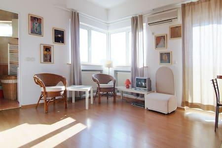 Studio Apartment in the very center - Bucharest - Loft
