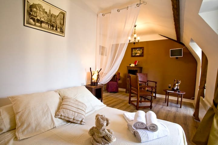 "studio""beauvau"" centre historique"