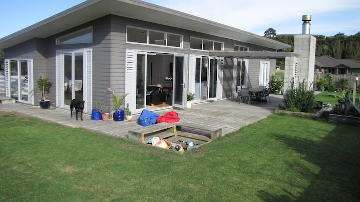 Private double room on the Tutukaka Coast