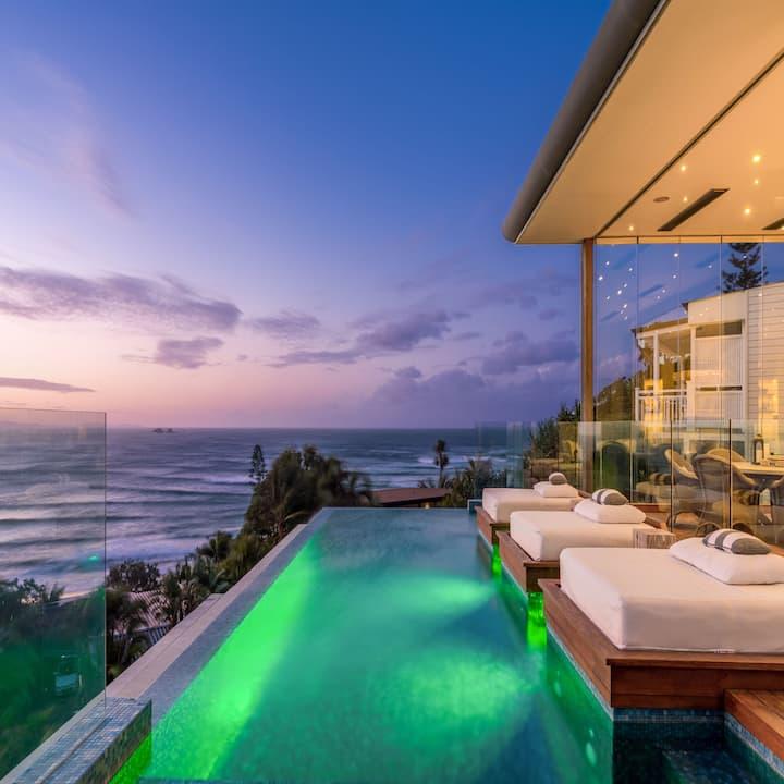 LUXICO's Twenty Six - Wategos multi-levelled luxury residence