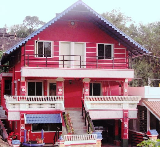 The Coorg Chalet-A Family Homestay - Madikeri - Dům