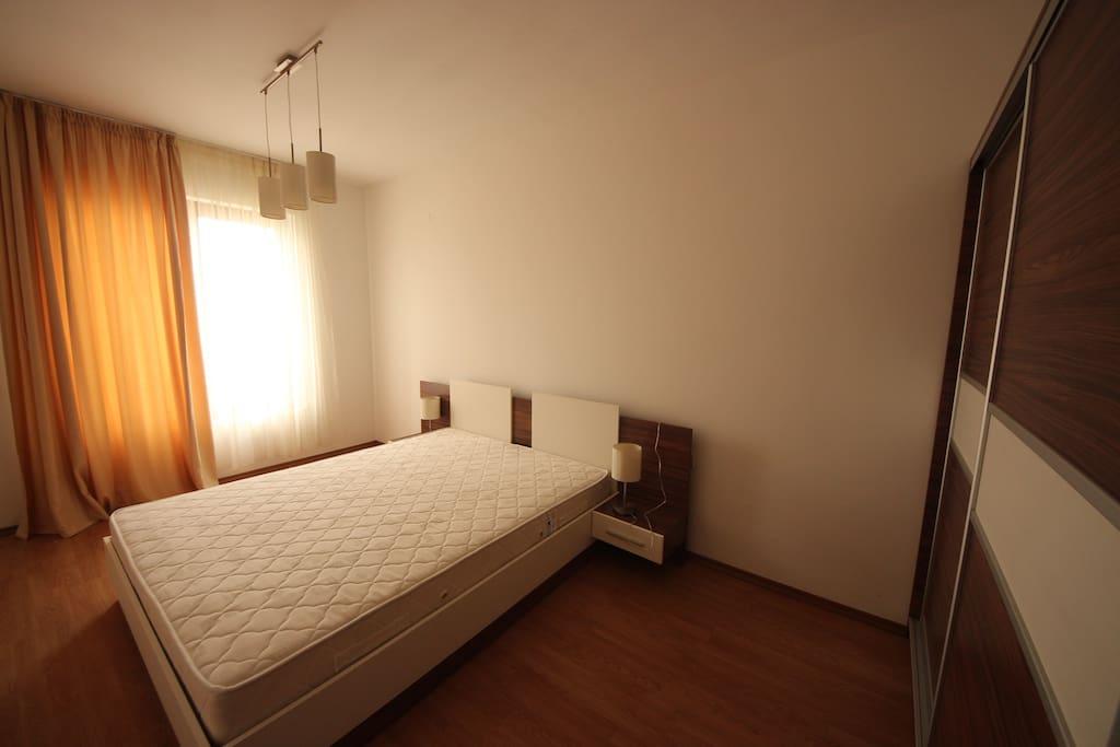 Słoneczna sypialnia