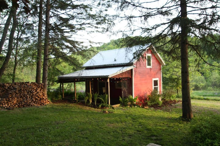 Red Clover Cabin in The Driftless - Soldiers Grove