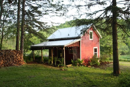 Red Clover Cabin in The Driftless - Soldiers Grove - Cabaña