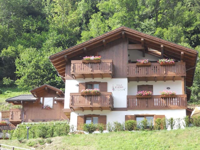 Appartamento sulle Dolomiti Alleghe - Alleghe - อพาร์ทเมนท์