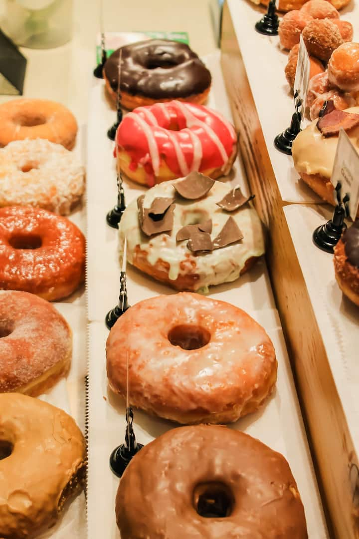 3x Best of Boston Donuts