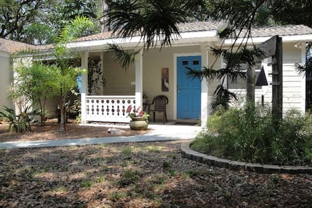 Blue Arbor Guest Cottage / Gulfport - Gulfport - Appartement