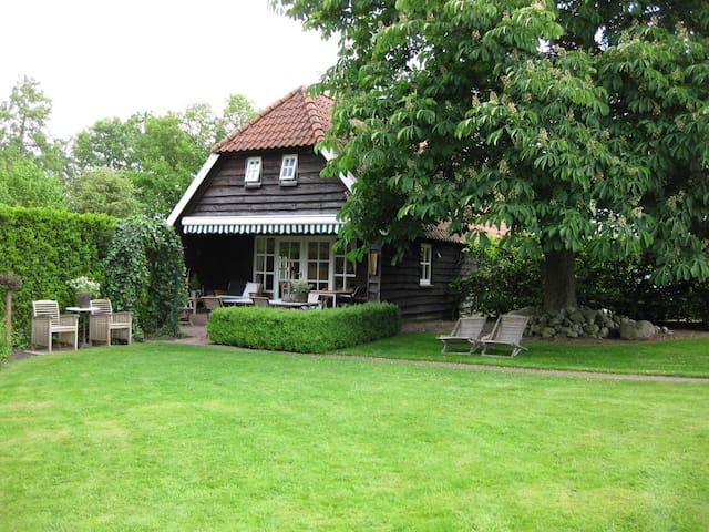 B&B Olde Hof Achterhuis - Westervelde - House