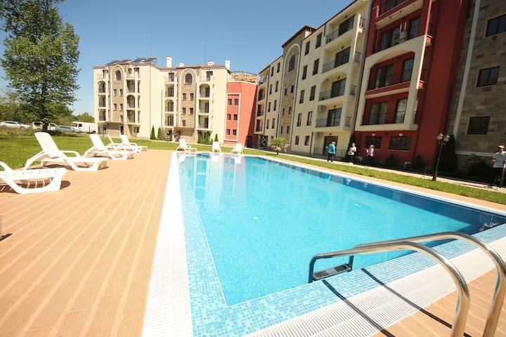 Apartament na plaży! Primea 43 - Tsarevo - Apartment