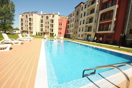 Apartament na plaży! Primea 43 - Tsarevo - Apartmen