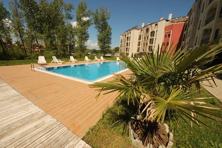 Apartament na plaży! Primea 42 - Tsarevo - Wohnung